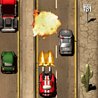 HTML5 mobile Handy Spiel Burnin Rubber