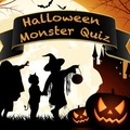 Halloween Monster Quiz spielen online