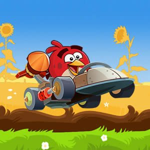 Spiel Angry Birds Cars Hidden Letters