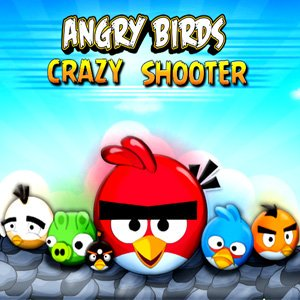 Angry Birds Crazy Shooter spielen online