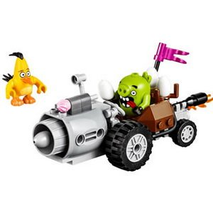 Spiel Angry Birds Lego Racing