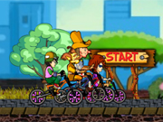 Spiel Bicycle Rivals