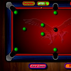 Spiel Black Ball Pool