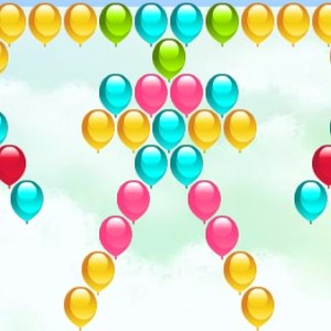 Spiel Bubble Shooter Balloons
