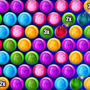 Spiel Bubble Shooter Easter 2