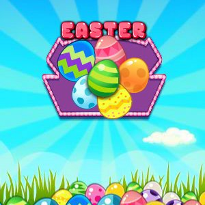Spiel Bubble Shooter Easter