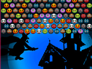 Bubble Shooter Halloween 2 spielen online