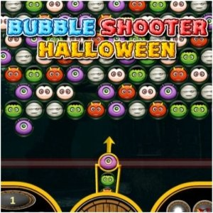 Bubble Shooter Halloween