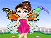 Spiel Butterfly Fairy Makeover