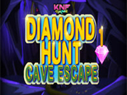 Spiel Diamond Hunt 1 Cave Escape