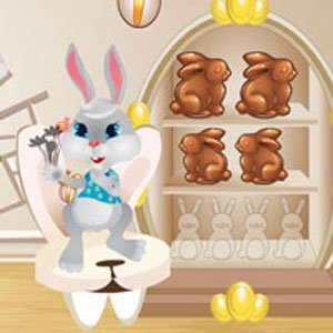 Spiel Easter Bunny Room Escape