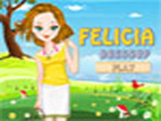 Spiel Felicia Dress Up