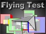 Spiel Flying Test