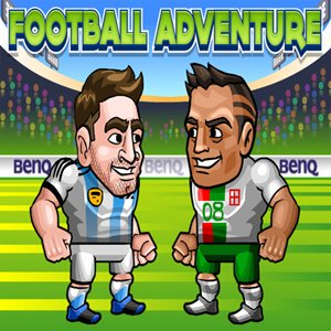 Spiel Football Adventure