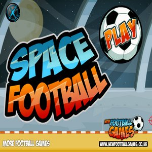 Spiel Football in Space