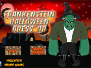 Spiel Frankenstein Halloween Dress Up