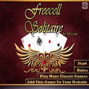 Spiel Freecell Solitaire