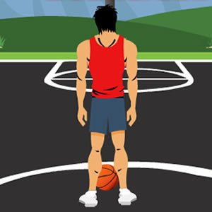 Spiel Handsome Boy Basketball