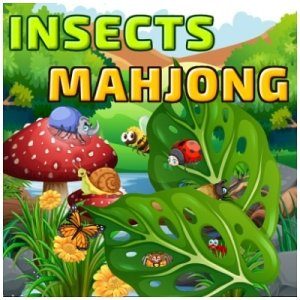 Spiel Insects Mahjong