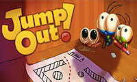 Spiel Jump Out the Box: Computer