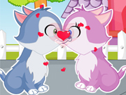 Spiel Kitten Love Kiss