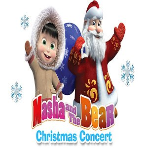 Spiel Masha and the Bear Christmas