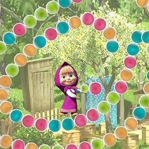 Spiel Masha and the Bear Zuma