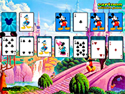 Spiel Mickey Mouse Solitaire