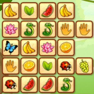 Spiel Monkey Mahjong Connect
