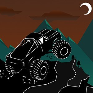 Spiel Monster Truck Shadowlands 3