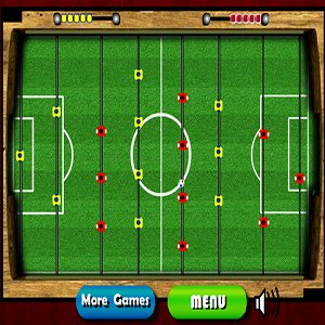 Spiel Multiplayer Table soccer