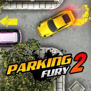 Spiel Parking Fury 2