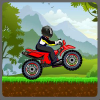 Spiel Red Motorbike Adventure