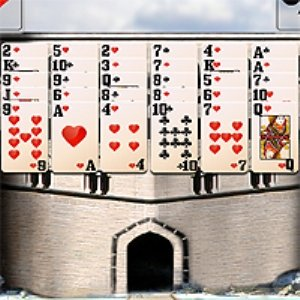 Spiel Sea Tower Solitaire