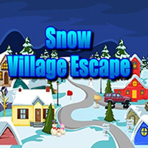 Spiel Snow Village Escape
