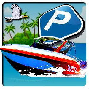 Spiel Speed Boat Parking