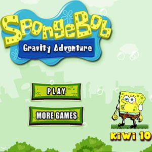 Spiel Spongebob Gravity Adventure