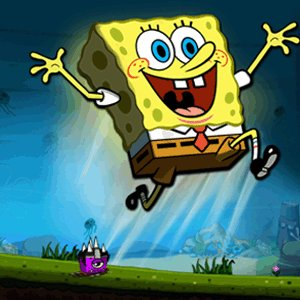 Spiel Spongebob Swift Run