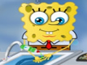 Spiel Spongebob Washing Dishes