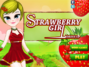 Spiel Strawberry Girl Dress Up