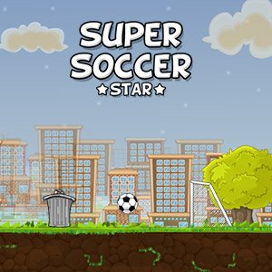 Spiel Super Soccer Star Game