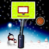 Spiel Winter Basketball Free Throws