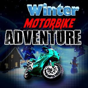 Spiel Winter Motorbike Adventure