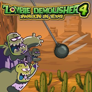 Spiel Zombie Demolisher 4 Invasion In Texas